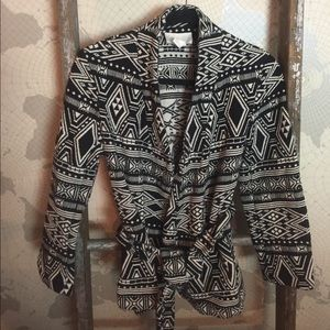 H&M conscious collection cardigan / jacket 8
